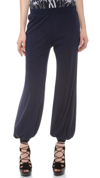 Jean Paul Gaultier Ankle Tie Pants