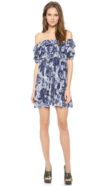 Jean Paul Gaultier Short Sleeve Dress