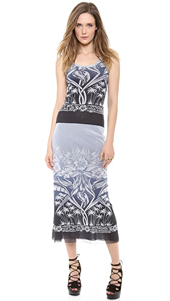 Jean Paul Gaultier Maxi Dress