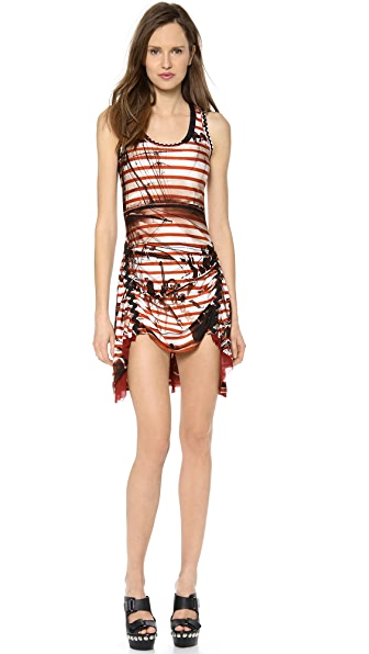 Jean Paul Gaultier Sleeveless Dress