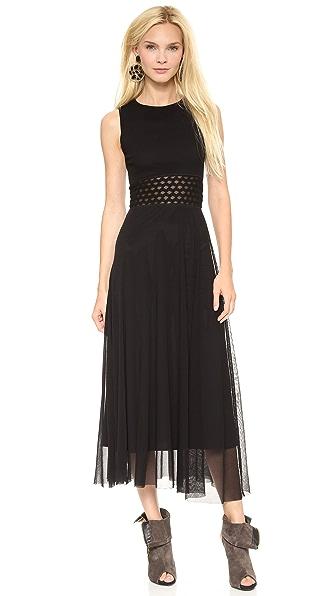 Jean Paul Gaultier Sleeveless Tank Dress