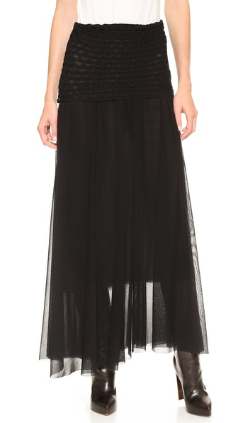 Jean Paul Gaultier Maxi Skirt