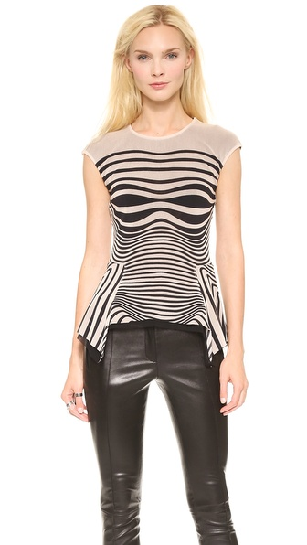 Jean Paul Gaultier Sleeveless Top - Pelle at Shopbop