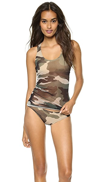 Jean Paul Gaultier Tankini Swimsuit