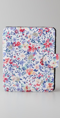 Jagger Edge Floral iPad Case