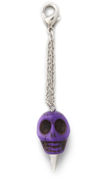 Jagger Edge Large Skull Charm