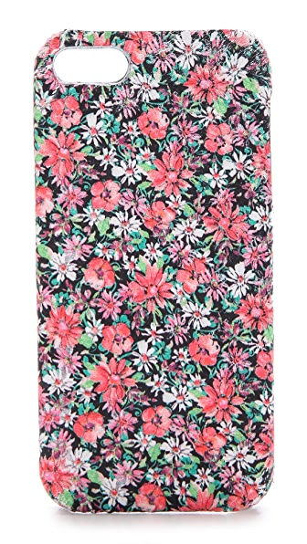 Jagger Edge Flower iPhone 5 / 5S Case