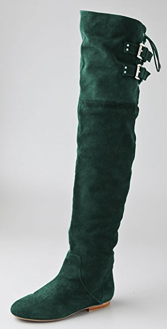 jeffrey cbell lubbock suede the knee boots shopbop