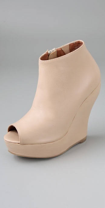 Jeffrey Campbell Tick Open Toe Booties