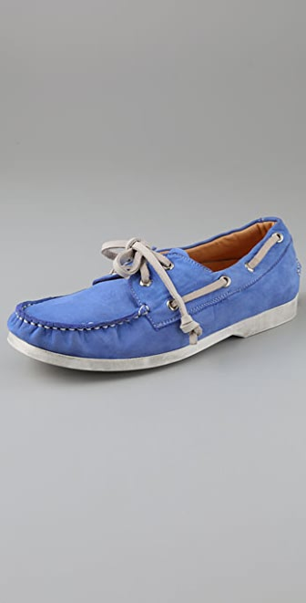Jeffrey Campbell Boat Shoes