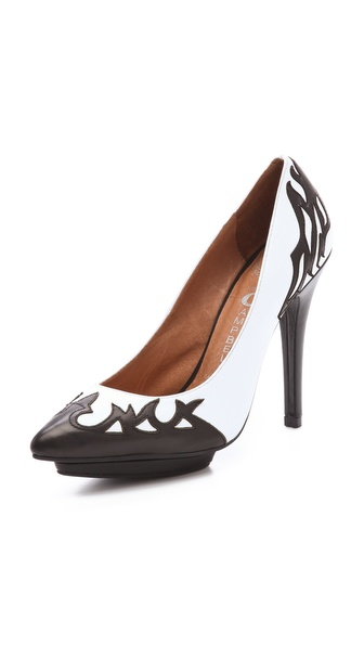 Jeffrey Campbell Cline Pumps