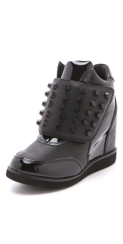 Jeffrey Campbell Teramo Wedge Sneakers at Shopbop.com