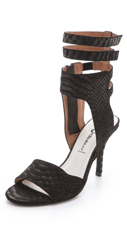 Jeffrey Campbell Skybox High Heel Sandals