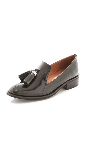 Jeffrey Campbell Lawford Tassel Loafers