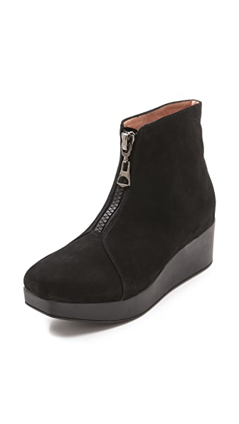 Jeffrey Campbell Wade Platform Zip Booties