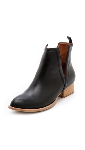 Jeffrey Campbell Muskrat Cutout Booties