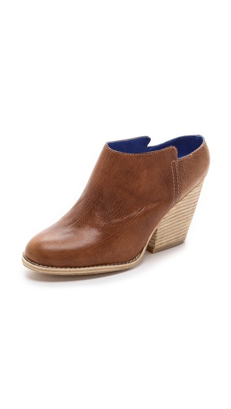 Jeffrey Campbell Vinton Mules - Brown at Shopbop / East Dane