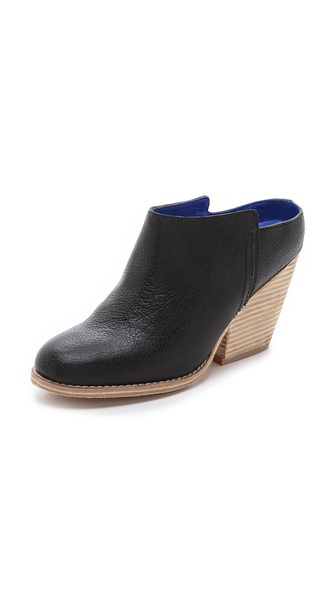 Jeffrey Campbell Vinton Mules - Black at Shopbop / East Dane