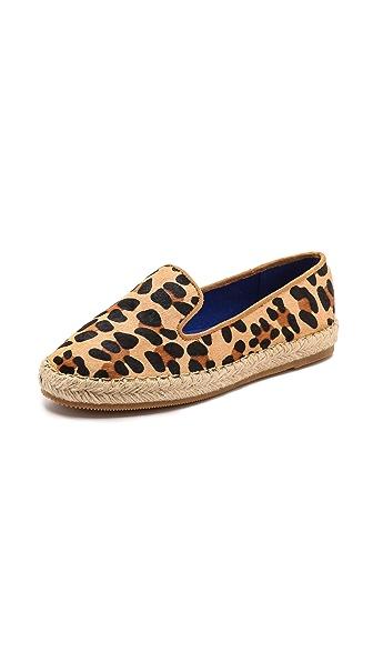 Jeffrey Campbell Leopard Espadrilles