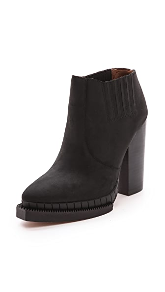 Jeffrey Campbell Stria High Heel Western Booties