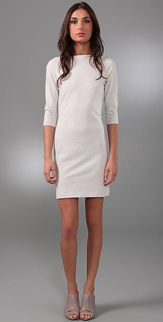 Jenni Kayne Bateau Mini Dress