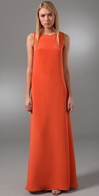 Jenni Kayne A Line Long Dress