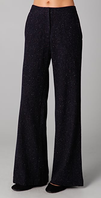 Jenni Kayne Wide Leg Trousers