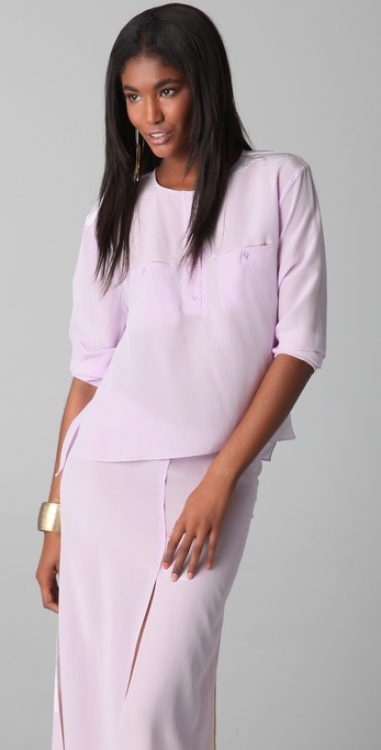 Jenni Kayne Pocket Shirt