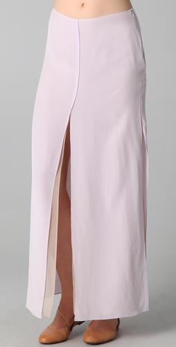 Jenni Kayne Slit Skirt
