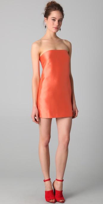 Jenni Kayne Strapless Dress