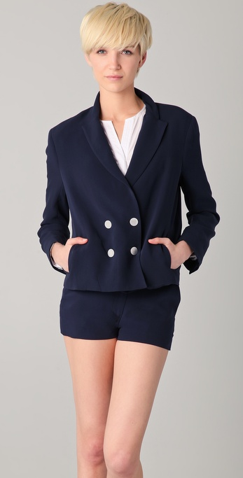 Jenni Kayne Double Breasted Blazer