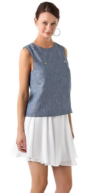 Jenni Kayne Pocket Top