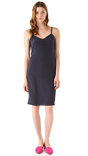 Jenni Kayne Button Slip Dress