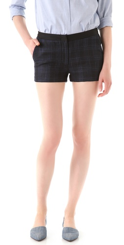 Shop Jenni Kayne Flat Front Shorts and Jenni Kayne online - Apparel,Womens,Bottoms,Shorts, online Store
