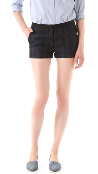 Jenni Kayne Flat Front Shorts