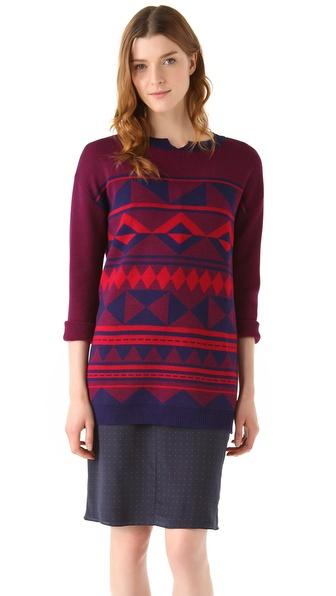 Jenni Kayne Oversized Sweater