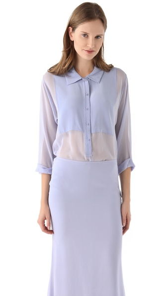 Jenni Kayne Bib Shirt