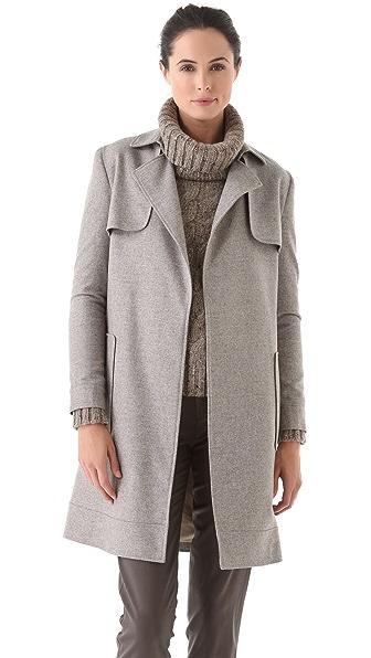 Jenni Kayne Long Trench Coat