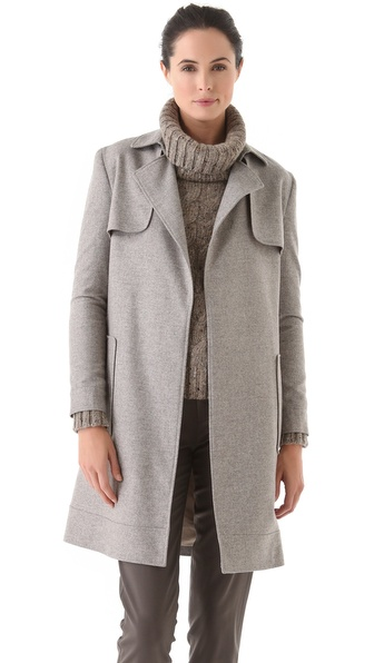 Jenni Kayne Long Trench Coat