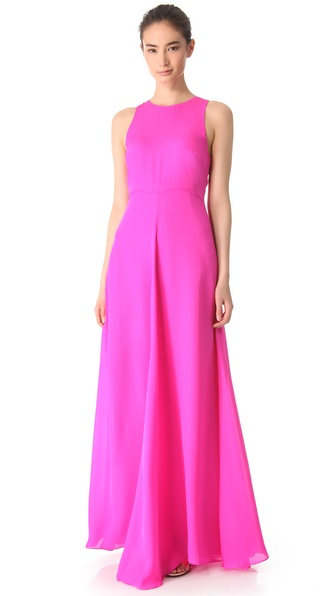 Jenni Kayne Racer Back Gown