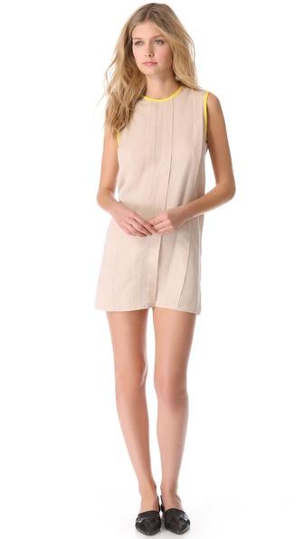 Jenni Kayne Sleeveless Pleat Dress