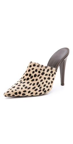 Jenni Kayne Pointed Toe Mules at Shopbop / East Dane