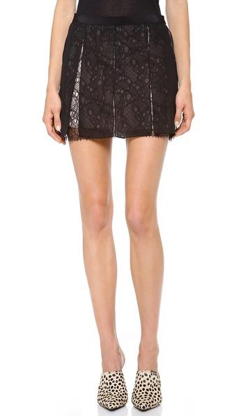 Jenni Kayne Carwash Skirt