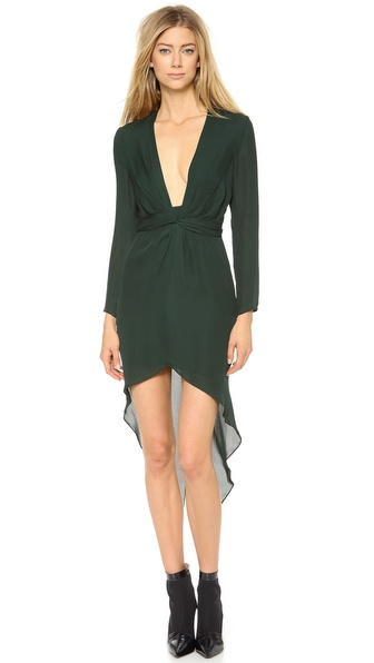 Jenni Kayne Plunge Dress
