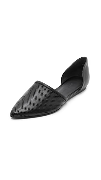 Jenni Kayne Perforated d'Orsay Flats