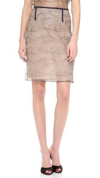 Jenni Kayne Dart Skirt