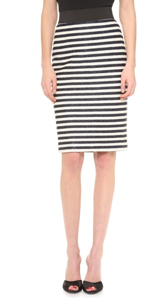 Jenni Kayne Elastic Waist Skirt
