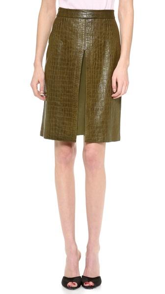 Jenni Kayne Slit Front Skirt