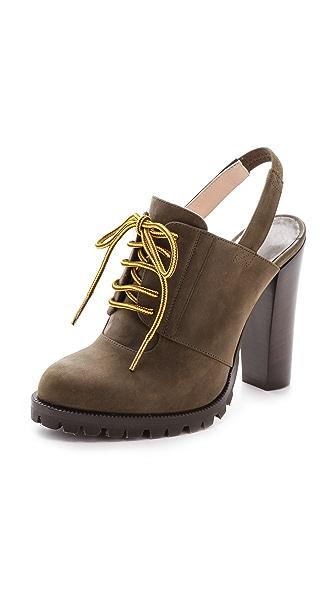 Jenni Kayne Lug Slingback Heels