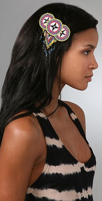 Jen's Pirate Booty Tita Maria Hair Clip
